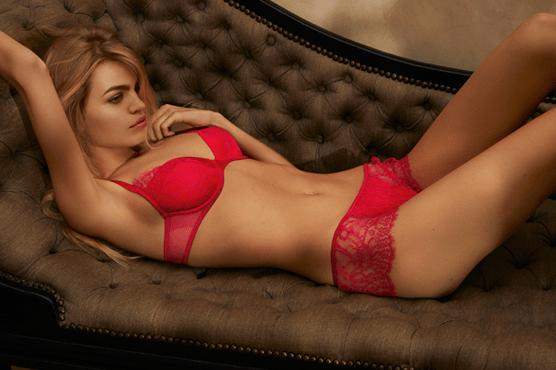 Andres Sarda lingerie