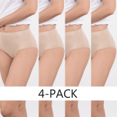Lejaby Les Invisibles Tailleslip 4-PACK