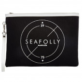 Seafolly Active Mesh Clutch zwart