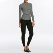 Spanx Ankle Jean-Ish Legging Black