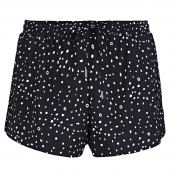 Annadiva Swim Dots of Summer Short Black