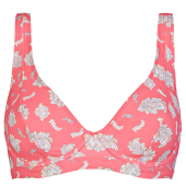 Annadiva Swim Sari Voorgevormde Balconette Bikinitop Pink