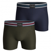 Björn Borg Archive 2-Pack Boxershorts Forest Night