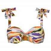 Beachlife Artisan Bandeau Bikinitop