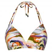 Beachlife Artisan Padded Triangle Bikinitop
