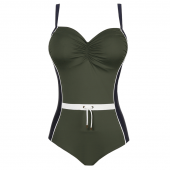 PrimaDonna Swim Ocean Drive Corrigerend Badpak Dark Olive