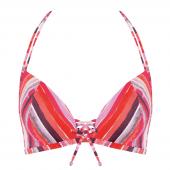 Freya Swim Bali Bay Padded Triangle Bikinitop Summer Multi