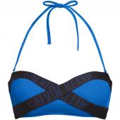 Calvin Klein Bandeau Bikinitop Duke Blue