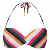 Beachlife French Braid Bandeau Bikinitop