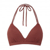 Beachlife Berry Cake Padded Triangle Bikinitop