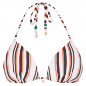 Beachlife Heat Wave Triangle Bikinitop