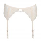 Marie Jo Bella Jarretels Pearled Ivory
