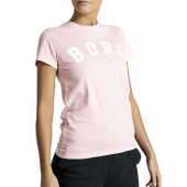 Björn Borg T-shirt Met Logo Candy Pink