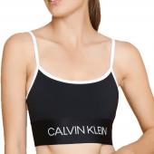 Calvin Klein Sport BH Black/ Bright White