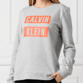 Calvin Klein Sporttrui Light Grey Heather