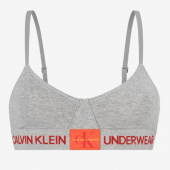 Calvin Klein Triangle BH Grey Heather
