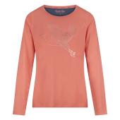 Charlie Choe Fly Away Pyjamashirt Pink
