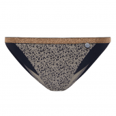 Beachlife Cheetah Laag Bikinibroekje Taupe