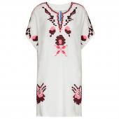 Cyell City Slick Sangria Tuniek White