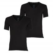 Calvin Klein CK One Cotton 2-Pak V-Hals Shirts Heren