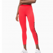 Calvin Klein Sportlegging High Risk Red