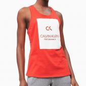 Calvin Klein Sporttop High Risk Red