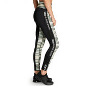 Björn Borg Claudia Sportlegging Tigerstripe Murale Jungle