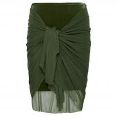 Beachlife Cypress Rokje Velvet Green
