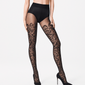 Wolford Daphne Panty Black