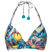 Beachlife Enchanted Island Padded Triangle Bikinitop