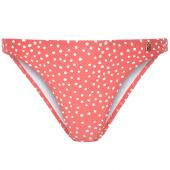 Beachlife Freckles High Waist Bikinibroekje Oudroze