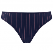 Marlies Dekkers Gloria String Maritime Blue & Shocking Pink