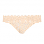 Wacoal Halo Lace String Nude