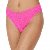 Hanky Panky Original Rise String Passionate Pink