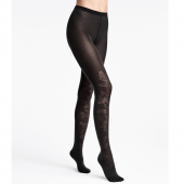 Wolford Jungle Night Panty Black