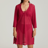 PrimaDonna Swim Holiday Kaftan Barollo Red