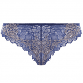 Wacoal Lace Perfection String Sapphire