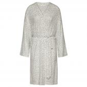 Cyell Sleepwear Luxury Essentials Badjas Spotted Ivory