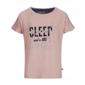 Charlie Choe Magical Sea Pyjamashirt Met Korte Mouwen Powder Pink