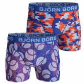 Bjorn Borg Manhattan Tennis 2-pack Boxershort Surf The Web