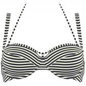 Marlies Dekkers Holi Vintage Balconette Bikinitop Blue