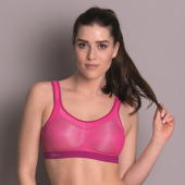 Anita Active Momentum Soft Cup Sport BH Electric Pink