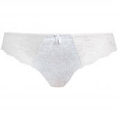 Elomi Morgan Slip White