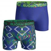 Bjorn Borg Naito 2-Pack Boxershorts Surf The Web