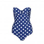 Marie Jo Swim Rosalie Badpak Monaco Blue