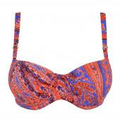 PrimaDonna Swim Casablanca Voorgevormde Balconette Bikinitop Blue Spice