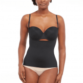 Spanx Suit Your Fancy Open-Bust Cami Very Black