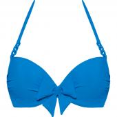 Marlies Dekkers Papillon Push-up Bikinitop Bright Blue