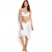Seafolly Pareo White