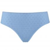 Marlies Dekkers Petit Point Short Light Blue & Silver